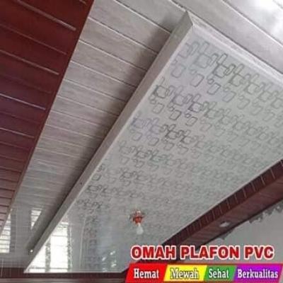 DISTRIBUTOR PEMASANG DAN JUAL PLAFON PVC 088212669389 HARGA Plafon PVC Hemat & Pilihan Tepat adalah Omah Plafon PVC Omah Plafon PVC Bandung Cimahi Cianjur Sumedang Sukabumi PLAFON PVC BANDUNG
