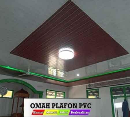 Jual plafon pvc per dus harga permeter terpasang. HARGA Plafon PVC Hemat & Pilihan Tepat adalah Omah Plafon PVC.